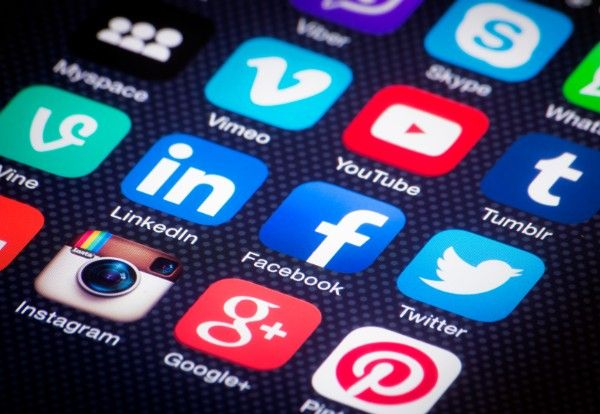 Social networking apps